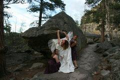 Rock Climbing Photo: Fun little boulder problem.  Not sure of the &quot...