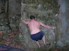Rock Climbing Photo: word