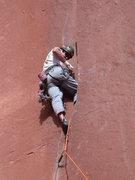 Rock Climbing Photo: The Fat Cat pod.