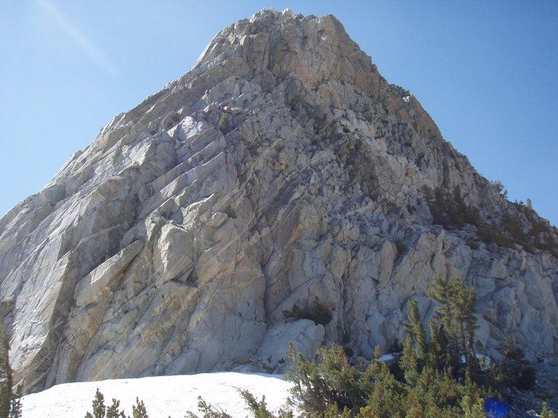 Crystal Crag North Arête
