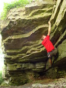 Rock Climbing Photo: Poison Berry
