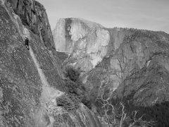 Rock Climbing Photo: Royal Arches