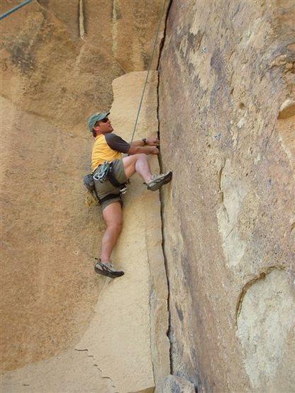 Rock Climbing Photo: Mattg TRing Chopper.