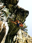 Rock Climbing Photo: Mayhem Cove, Tahoe