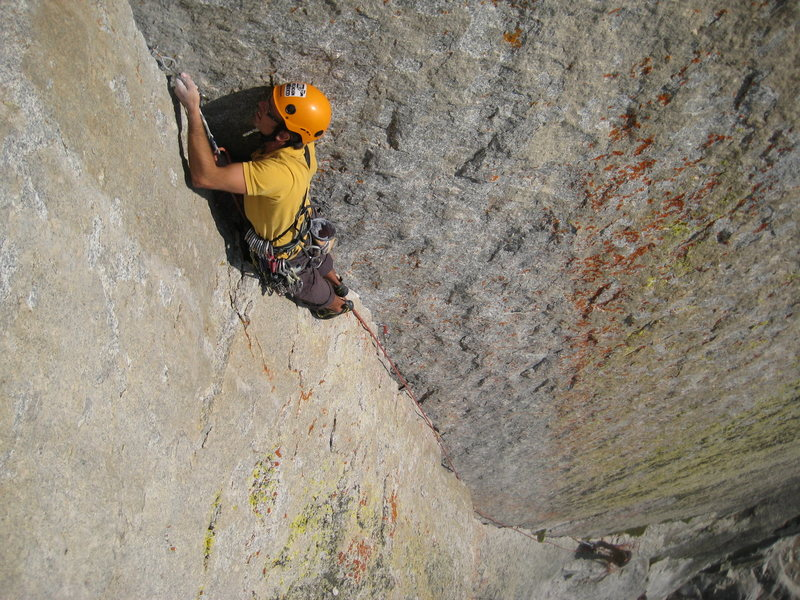 Filip on the beautiful 3rd pitch of Oz