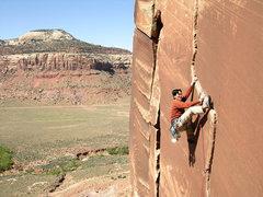 Rock Climbing Photo: Way Rambo