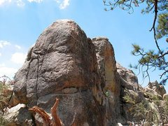 Rock Climbing Photo: Camp Rock, Holcomb Valley Pinnacles