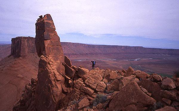 Rock Climbing Photo: Baby Sister    Photo;  Todd Gordon