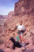 Rock Climbing Photo: Andrea Gordon at the Dylan Wall photo;  Todd Gordo...