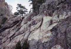 Rock Climbing Photo: I recognize that face.....  Photo;  Todd Gordon