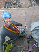 Rock Climbing Photo: The top of Birdland, getting ready to rap - I got ...