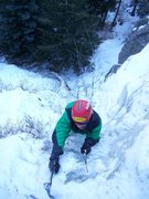Rock Climbing Photo: ice climbing