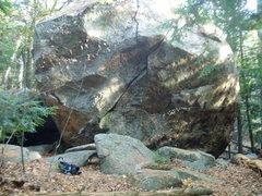 Rock Climbing Photo: Warrior. Behold.