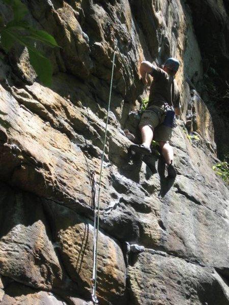 Rock Climbing Photo: Arno