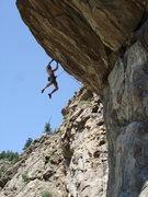 Rock Climbing Photo: Rodger