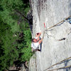 Following on the awesome 5.8 cracks of Lichen or Leave It. Summer '96.