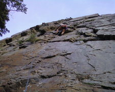 Rock Climbing Photo: Dream Slate