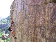 "Rock Climbing Photo: and finally the ""Hang of Shame"" - Goodro..."