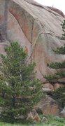 Rock Climbing Photo: Wrist Ranger.