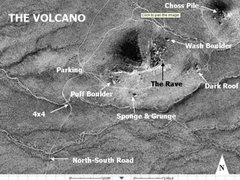 Rock Climbing Photo: The Volcano