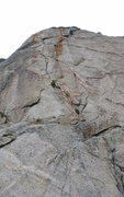 Rock Climbing Photo: More soaking and worrying about lightning, eventua...