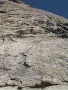 Rock Climbing Photo: West Crack, DAFF