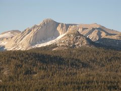 Rock Climbing Photo: Mt. Conness SW Face