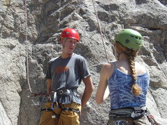 Rock Climbing Photo: identify these climbers so i can give them their c...