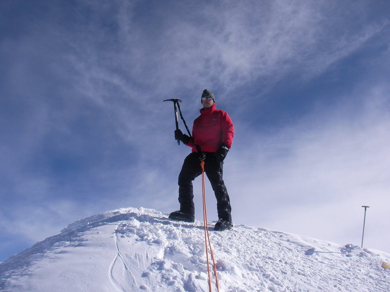 Rock Climbing Photo: Mt. McKinley Summit