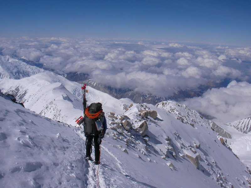 West Buttress Mt. McKinley