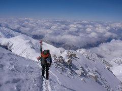 Rock Climbing Photo: West Buttress Mt. McKinley