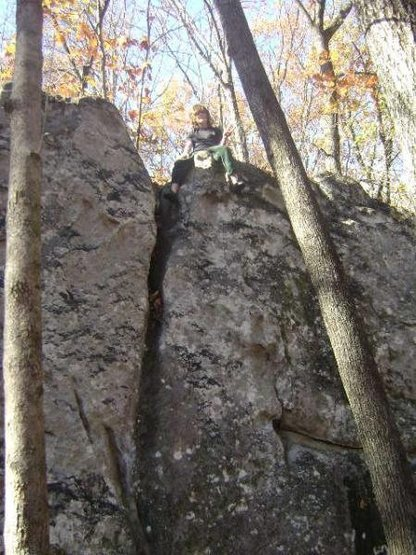Rock Climbing Photo: Nice faceclimb