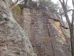 Rock Climbing Photo: Some nice walls at leda
