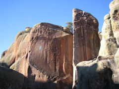 Rock Climbing Photo: Penitente. Cool.