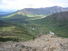 Rock Climbing Photo: Flattop Mtn. Anchorage, AK