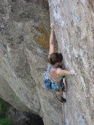 Rock Climbing Photo: Bikini Girls with Machine Guns