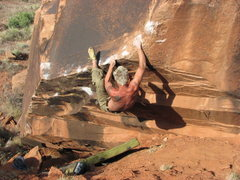 Rock Climbing Photo: more fun
