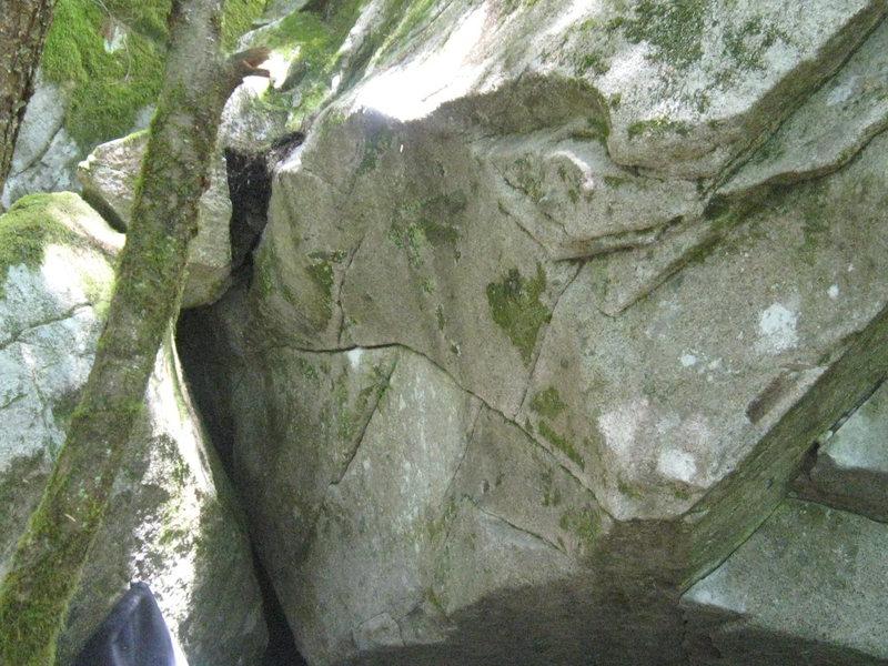 Rock Climbing Photo: Da Art of Story Telling.