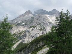 Rock Climbing Photo: Mount Triglav