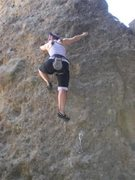 Rock Climbing Photo: Malibu Creek
