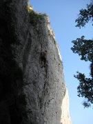 Rock Climbing Photo: Byron Murray on Leve sirove luknje