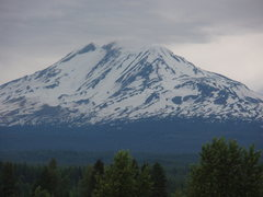 Rock Climbing Photo: Mt. Adams - Photo Todd Jones