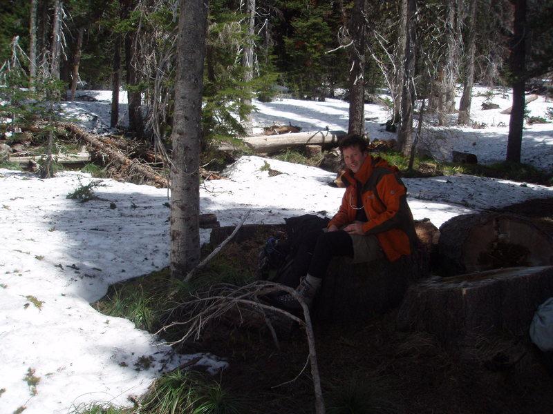 Rock Climbing Photo: Todd