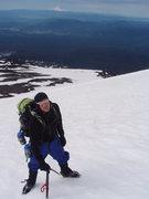 Rock Climbing Photo: Todd on summit day