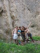 Rock Climbing Photo: TenSleep July 4th '08