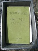 Rock Climbing Photo: Temple Crag summit register.  This thing dates bac...