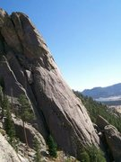 Rock Climbing Photo: the bookmark