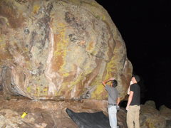 Rock Climbing Photo: New routes across the Hwy from established crag at...