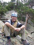 Rock Climbing Photo: Lee