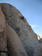 "Rock Climbing Photo: Brandt Allen on ""Lucky Lady"". Photo by B..."